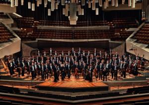 Programm Berliner Philharmoniker